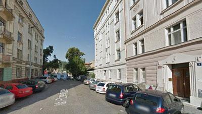 Zaparkovat svůj vůz zdarma můžete přímo v ulici Na Plzeňce