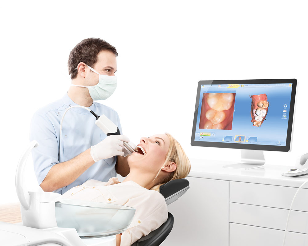 Cerec - One Visit Dentistry
